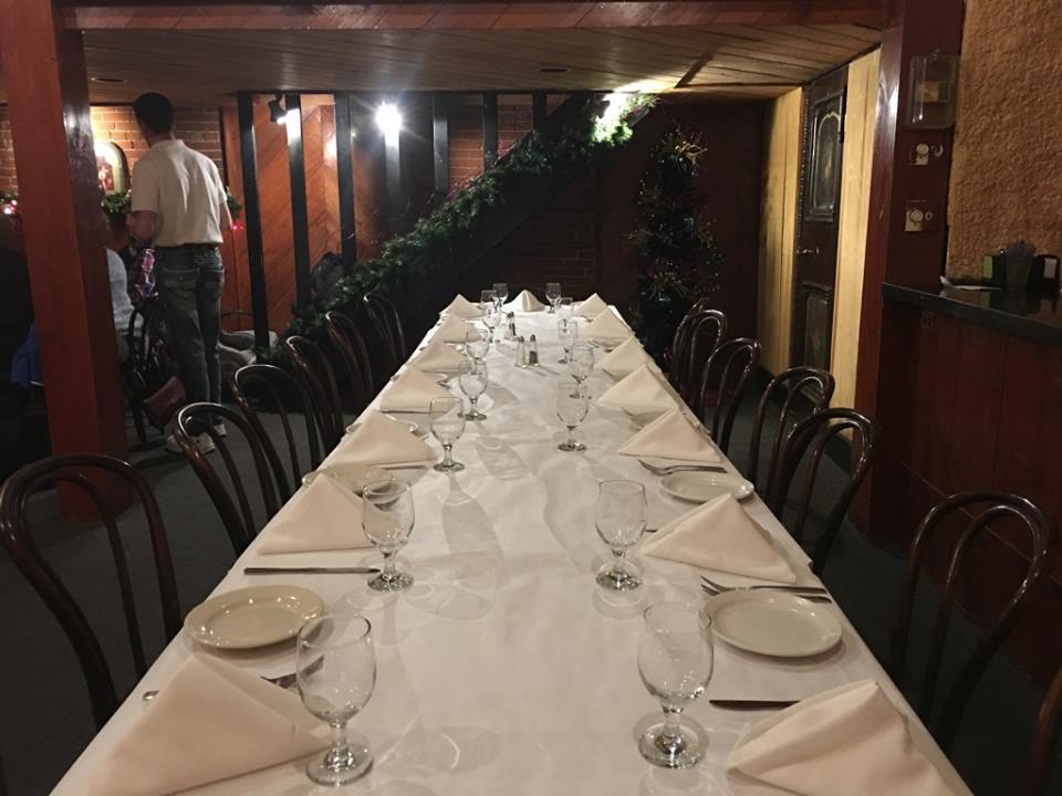 Banquet Room - Tiramisu - Quincy, IL