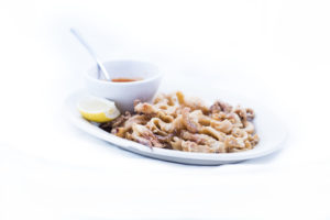Calamari Fritti - Tiramisu - Quincy, IL