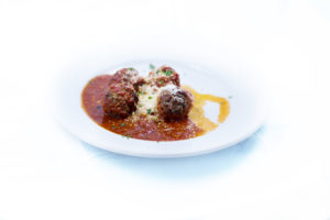 Meatballs Pomodora - Tiramisu - Quincy, IL